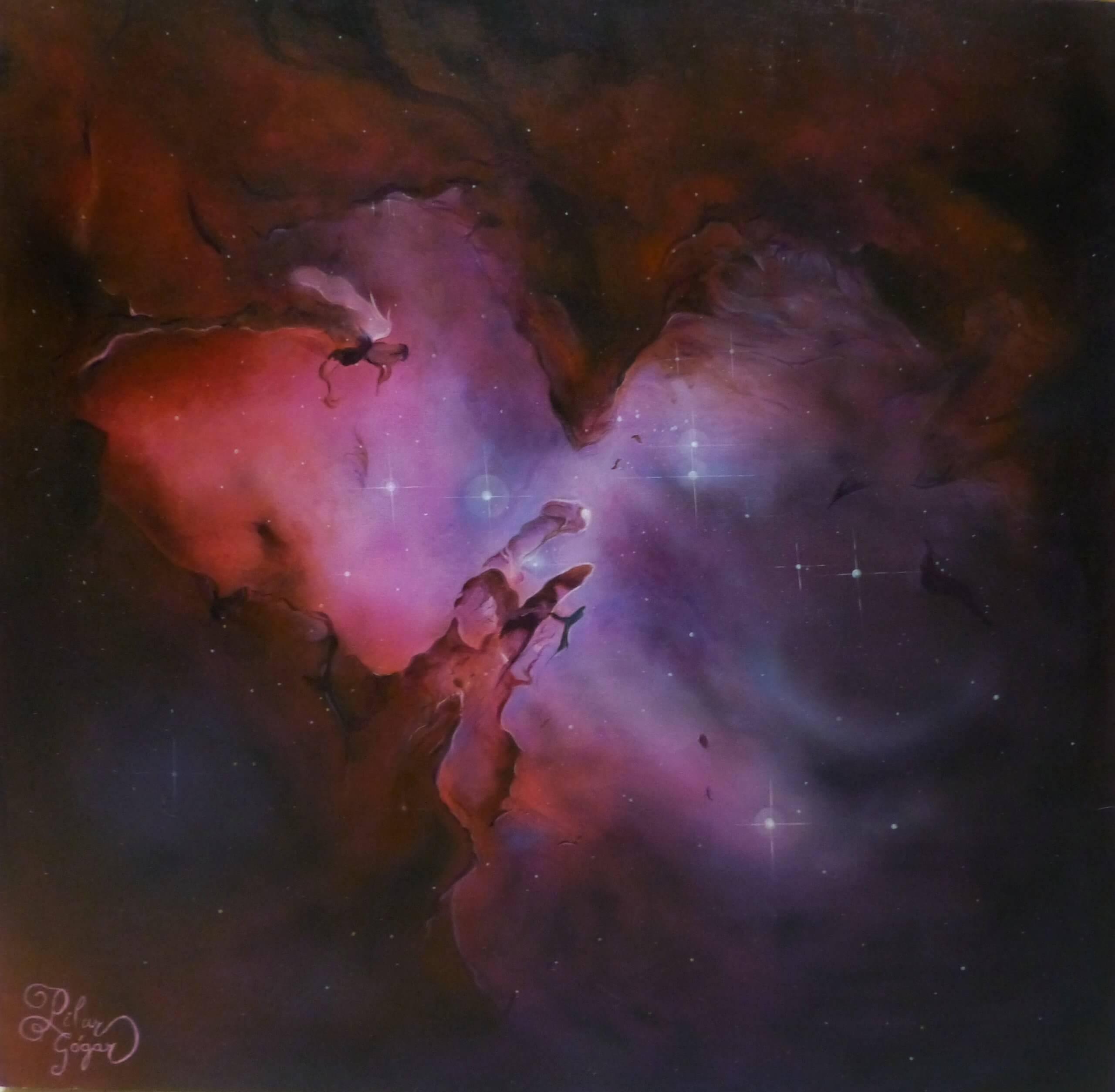 NGC6611 – Messier16